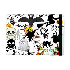Halloween Mashup Apple Ipad Mini Flip Case by StuffOrSomething
