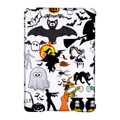 Halloween Mashup Apple Ipad Mini Hardshell Case (compatible With Smart Cover) by StuffOrSomething
