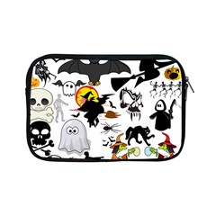 Halloween Mashup Apple Ipad Mini Zippered Sleeve by StuffOrSomething