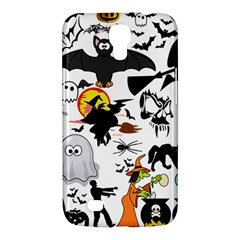 Halloween Mashup Samsung Galaxy Mega 6 3  I9200 Hardshell Case by StuffOrSomething