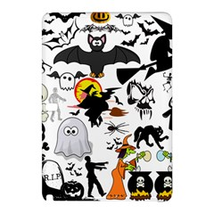 Halloween Mashup Samsung Galaxy Tab Pro 10 1 Hardshell Case by StuffOrSomething