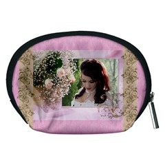 Pink Treasure Accessory Pouch (medium) By Deborah Back