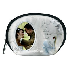 Our Love Accessory Pouch (medium) By Deborah Front