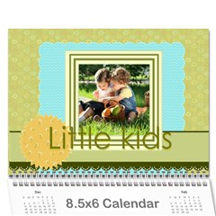 Kids, Child By Kids   Wall Calendar 8 5  X 6    Eeyjxl3jg7ja   Www Artscow Com Cover