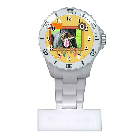 Dog By Pet    Plastic Nurses Watch   St6fld2gptwo   Www Artscow Com Front
