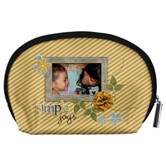 Pouch (l) : Simple Joys By Jennyl   Accessory Pouch (large)   Oc9sc6mj3xk5   Www Artscow Com Back