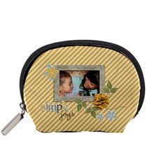 Pouch (s): Simple Joys By Jennyl   Accessory Pouch (small)   Ck1v9n9i5k9t   Www Artscow Com Front