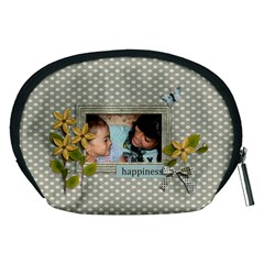 Pouch (m): Happiness By Jennyl   Accessory Pouch (medium)   Myttcriiqny8   Www Artscow Com Back