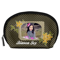 Pouch (l) : Sweet Life By Jennyl   Accessory Pouch (large)   77x1n2ytidbg   Www Artscow Com Front