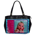 Diaper Purse - Oversize Office Handbag