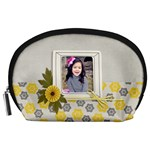 Pouch (L) : Happy - Accessory Pouch (Large)