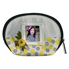 Pouch (m): Happy By Jennyl   Accessory Pouch (medium)   Wncsrqvk1dx1   Www Artscow Com Back