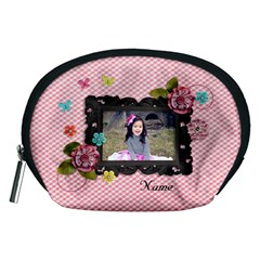 Pouch (m): Sweet Smiles By Jennyl   Accessory Pouch (medium)   0cxxair4wd4f   Www Artscow Com Front