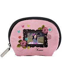 Pouch (s): Sweet Smiles By Jennyl   Accessory Pouch (small)   N4qh3amuliqt   Www Artscow Com Front