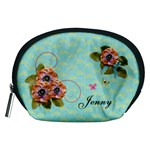 Pouch (M): Flowers - Accessory Pouch (Medium)