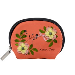 Pouch (s): Big Flowers By Jennyl   Accessory Pouch (small)   A8w6um5q29ye   Www Artscow Com Front