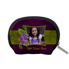 Pouch (s): Purple Kiss By Jennyl   Accessory Pouch (small)   Ush1thbaxzlb   Www Artscow Com Back