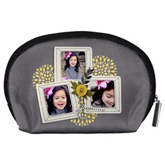 Pouch (l) : Happy2 By Jennyl   Accessory Pouch (large)   U5k8b8ihbogp   Www Artscow Com Back