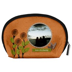Pouch (l) : Love Of Family By Jennyl   Accessory Pouch (large)   Fi1bhyt1bx7w   Www Artscow Com Back