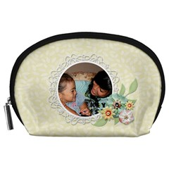 Pouch (l) : Sweet Memories By Jennyl   Accessory Pouch (large)   Tok95mp72c5z   Www Artscow Com Front