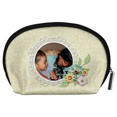 Pouch (l) : Sweet Memories By Jennyl   Accessory Pouch (large)   Tok95mp72c5z   Www Artscow Com Back
