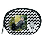 Pouch (M): Black Chevron - Accessory Pouch (Medium)