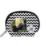 Pouch (S): Black Chevron - Accessory Pouch (Small)