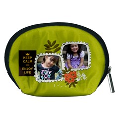 Pouch (m): Keep Calm By Jennyl   Accessory Pouch (medium)   65wo4y6x9q48   Www Artscow Com Back