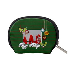 Pouch (s): Happy Holidays By Jennyl   Accessory Pouch (small)   Nnfahgpyi7c6   Www Artscow Com Back