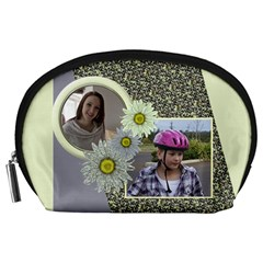 So Cool Accessory Pouch (large) By Deborah   Accessory Pouch (large)   2fazusw09nri   Www Artscow Com Front