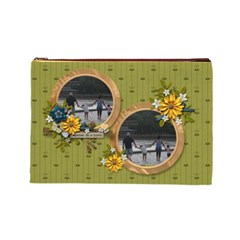 Cosmetic Bag (large)   Family By Jennyl   Cosmetic Bag (large)   Lapaex19309h   Www Artscow Com Front