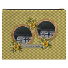 Cosmetic Bag (xxxl): Love Of Family By Jennyl   Cosmetic Bag (xxxl)   C2mvztrkl3pc   Www Artscow Com Back