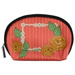 Roses Accessory Pouch L - Accessory Pouch (Large)