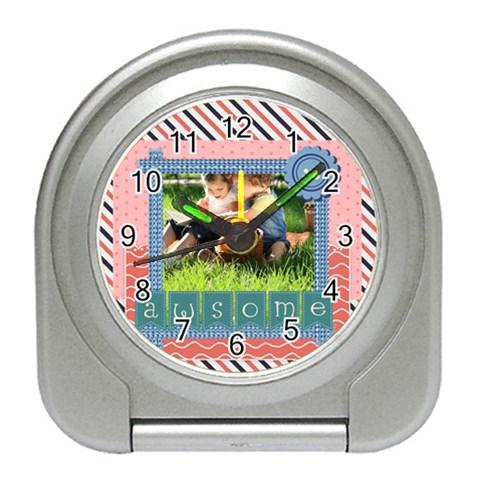 Kids By Kids   Travel Alarm Clock   Fo50xjqcq2x3   Www Artscow Com Front