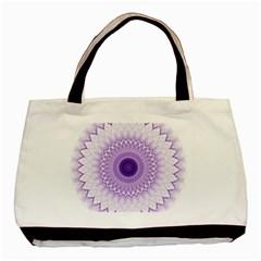 Mandala Classic Tote Bag by Siebenhuehner