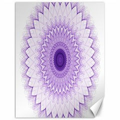 Mandala Canvas 12  X 16  (unframed) by Siebenhuehner