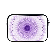 Mandala Apple Ipad Mini Zippered Sleeve by Siebenhuehner