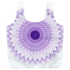 Mandala Reusable Bag (xl) by Siebenhuehner