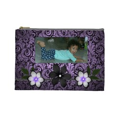 Cosmetic Bag By Angeye   Cosmetic Bag (large)   Wzc10vrnb64j   Www Artscow Com Front
