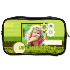 Kids By Kids   Toiletries Bag (two Sides)   Kt7lg3y7ldbx   Www Artscow Com Front