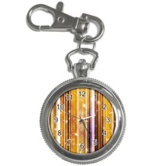 Luxury Party Dreams Futuristic Abstract Design Key Chain Watch by dflcprints