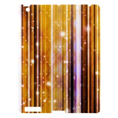Luxury Party Dreams Futuristic Abstract Design Apple Ipad 3/4 Hardshell Case by dflcprints