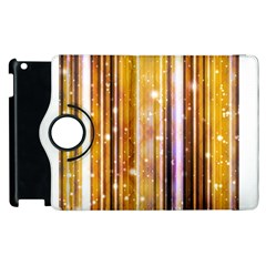 Luxury Party Dreams Futuristic Abstract Design Apple Ipad 3/4 Flip 360 Case by dflcprints