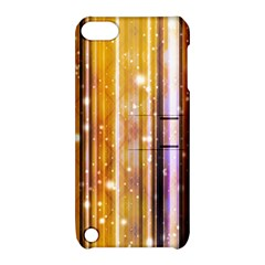Luxury Party Dreams Futuristic Abstract Design Apple Ipod Touch 5 Hardshell Case With Stand by dflcprints