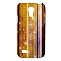 Luxury Party Dreams Futuristic Abstract Design Samsung Galaxy S4 Mini (gt I9190) Hardshell Case