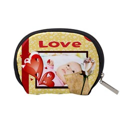 Love By Wood Johnson   Accessory Pouch (small)   N7lswkza4lb1   Www Artscow Com Back