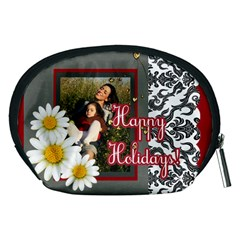 Happy Holiday By Betty   Accessory Pouch (medium)   Fup18jifqlyv   Www Artscow Com Back