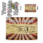 Local Color - by George W. Krubski & Gregor Urabl - Multi-purpose Cards (Rectangle)