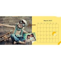 Kids By Kids   Desktop Calendar 11  X 5    Nzz2598sjeil   Www Artscow Com Mar 2015