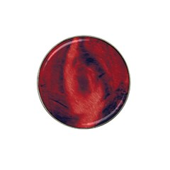 Blood Waterfall Golf Ball Marker 4 Pack (for Hat Clip)